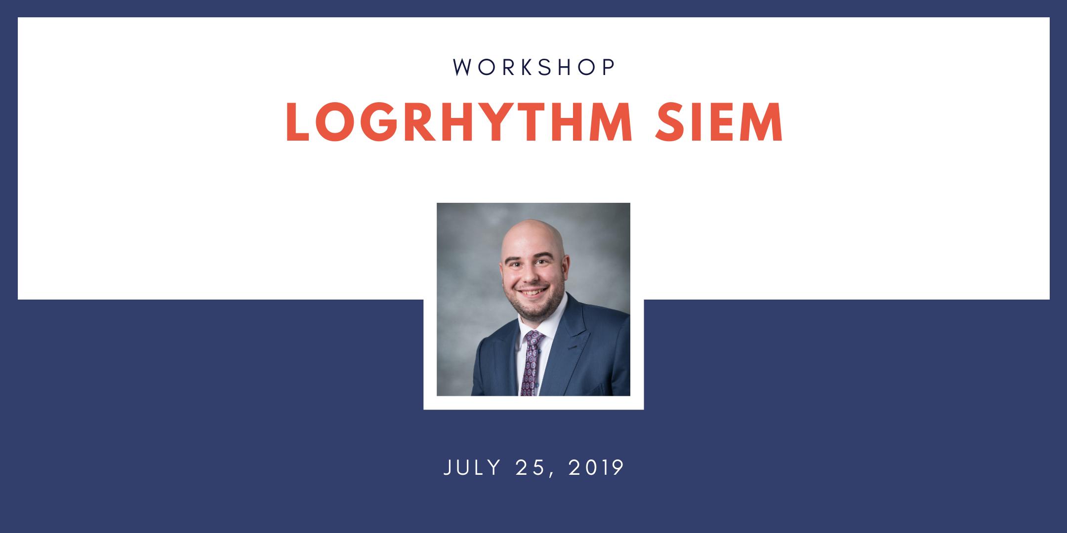 LogRhythm-SIEM-Workshop-2019