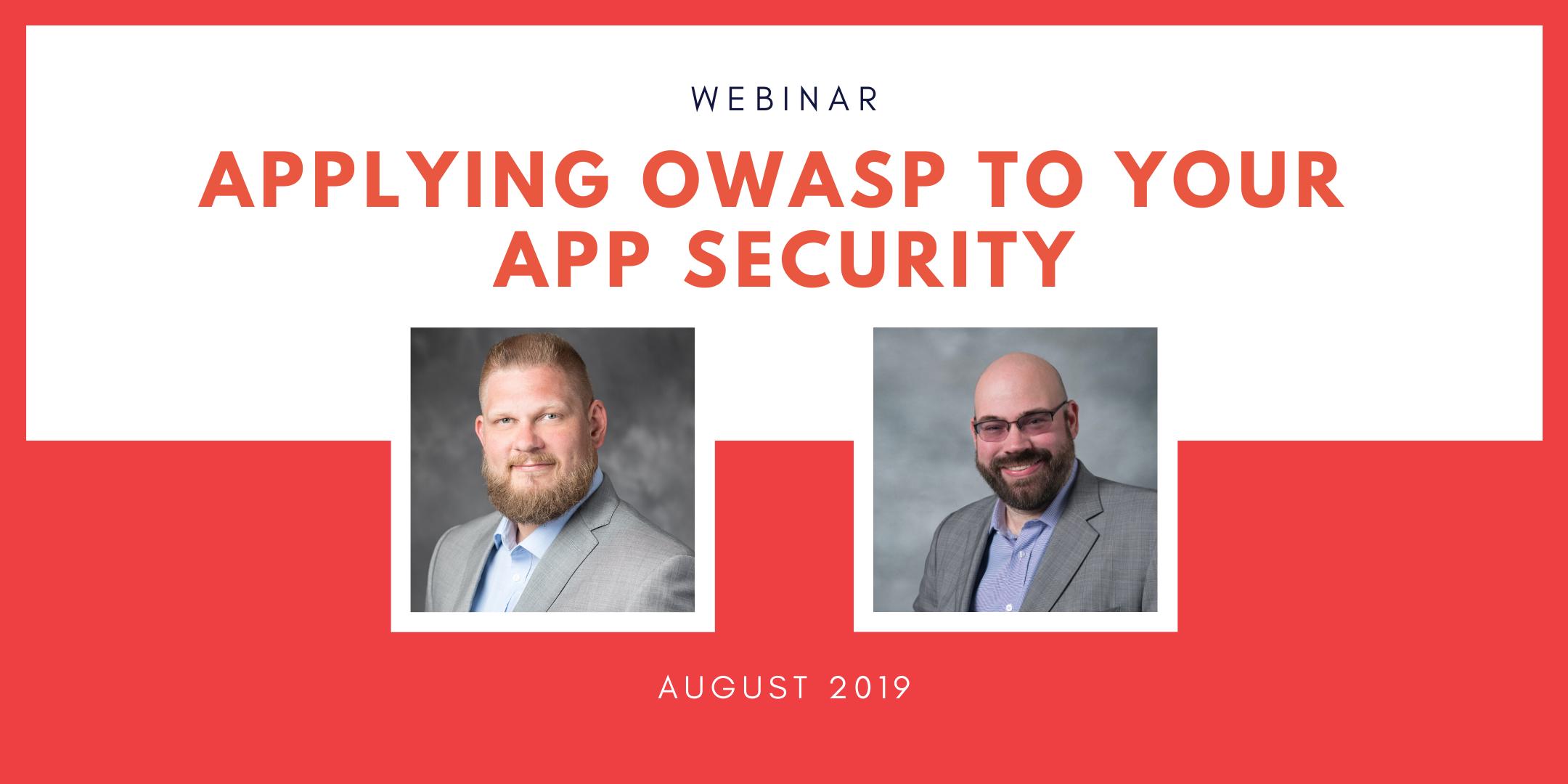 OWASP-Webinar-2019