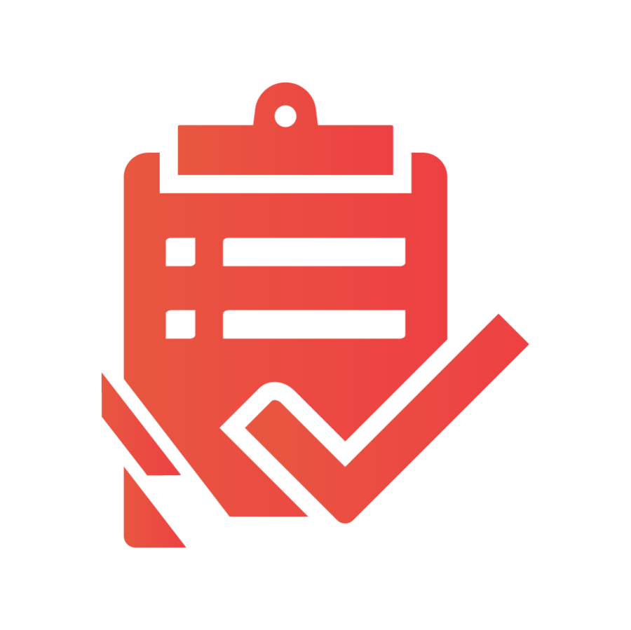 Icons-_Checkmark-Document-Red