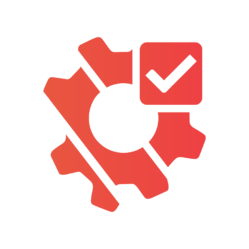 Icons-_Gear-Checkmark-Red