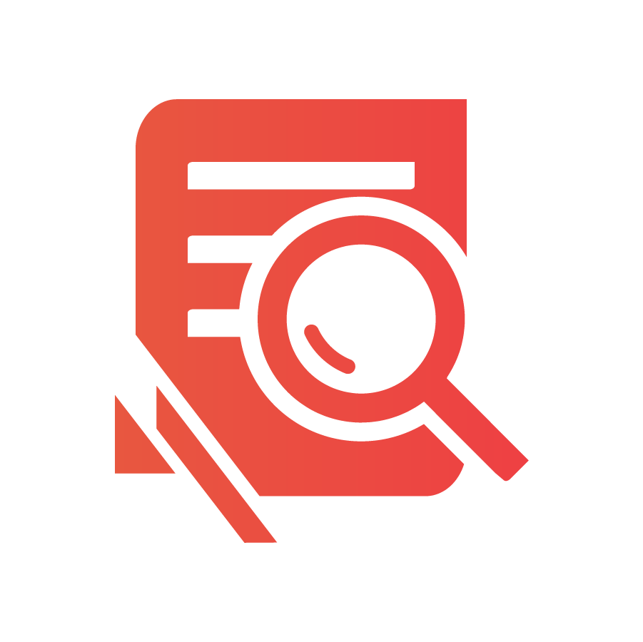 Icons-_Magnifying-Glass-Document-Red