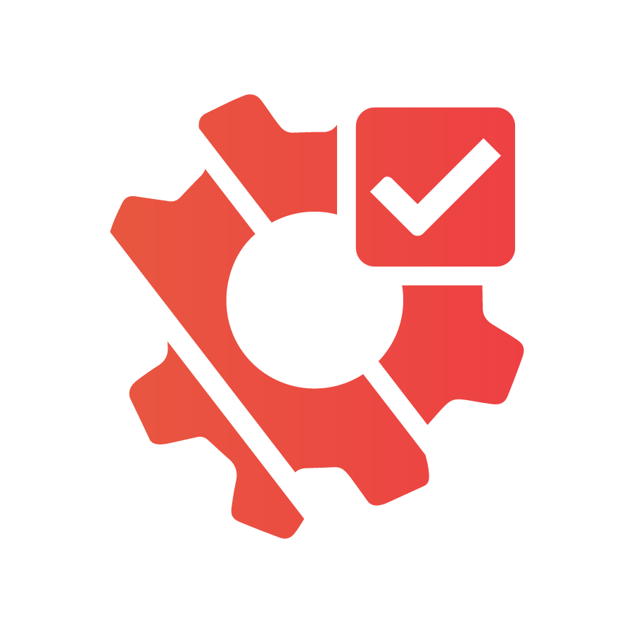 Icons__Gear-Checkmark-Red
